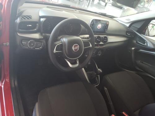 fiat argo drive pack conectividad 5 puertas 2019