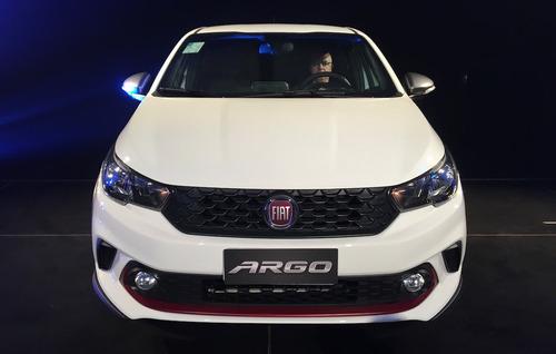 fiat argo - hgt, precision, drive - anticipo + cuotas - 6