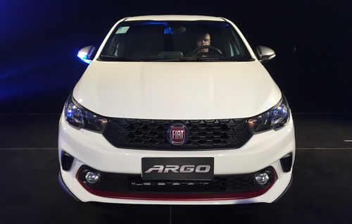 fiat argo - precision, drive, hgt - anticipo + cuotas - 6