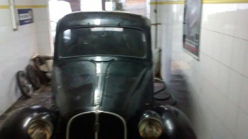 fiat balilla 508cc 1939 100% original unico motor roto