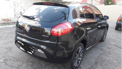 fiat bravo 1.8 16v absolute flex 5p 2012