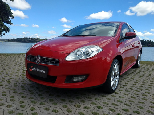 fiat bravo 1.8 essence 16v flex 4p manual