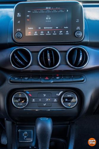 fiat cronos 0km 2019 ideal uber gnc $86.000  y cuotas *