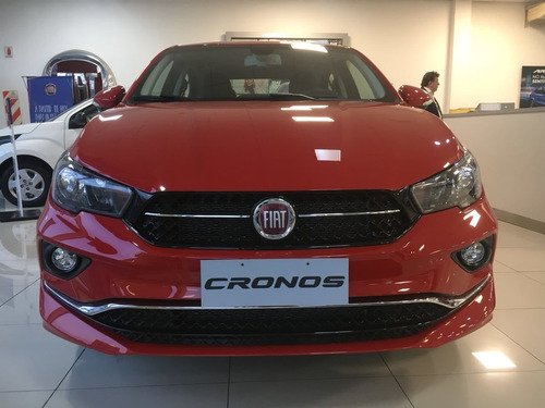 fiat cronos 1.3 drive connect 2020 0km con patentamiento