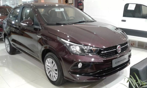 fiat cronos 1.3 g drive pack solo financiado 100% oportunida