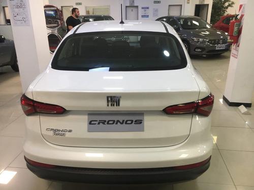 fiat cronos 1.3 gse drive conectividad blanco 5 puertas 0 km