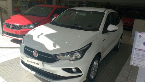 fiat cronos 1.3 gse drive pack conectividad  jho