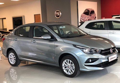 fiat cronos 1.3n gse pack conectividad  manual 0km rrb