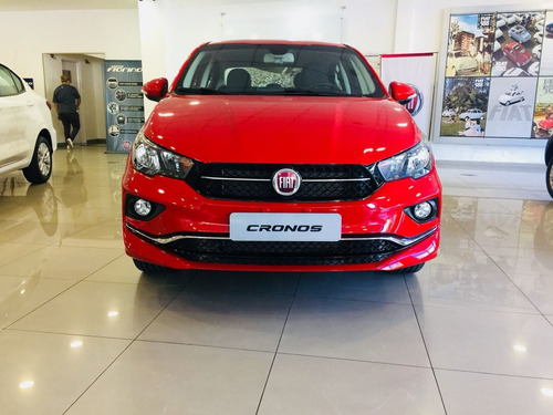 fiat cronos 1.8 16v precision pack premium 2020 0km manual