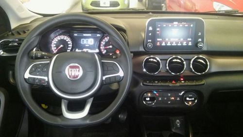 fiat cronos 1.8 at6 precision premium 0km 2020  (el) my20