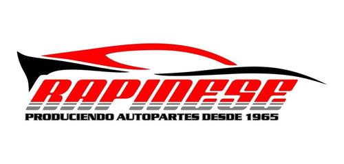 fiat cronos 2017 / 2020 protectores de paragolpes rapinese