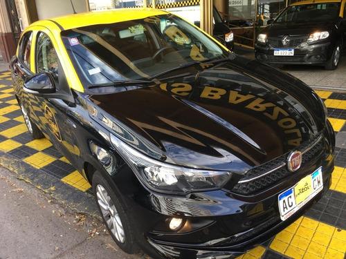 fiat cronos 2018 gnc taxi s/ lic excelente  consulte c/lic