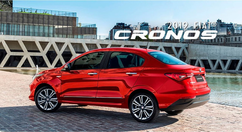 fiat cronos 2019 opcion gnc fabrica-ideal uber-taxi-remis n
