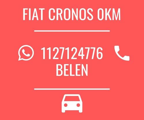 fiat cronos 2020 0km 1.3/1.8 -  -b