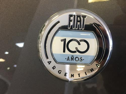 fiat cronos at6 pack premium version 100 años 2019 0 km