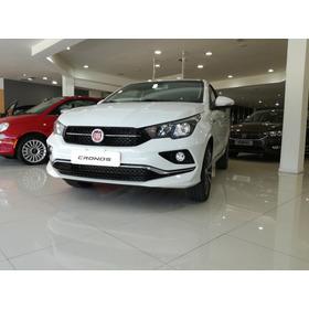 Fiat Cronos Bonificacion Gobierno $300.000 Tomamos Usados Z-