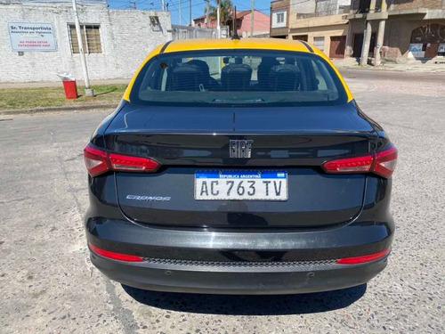 fiat cronos drive 1.3 pack conectividad taxi c/ licencia