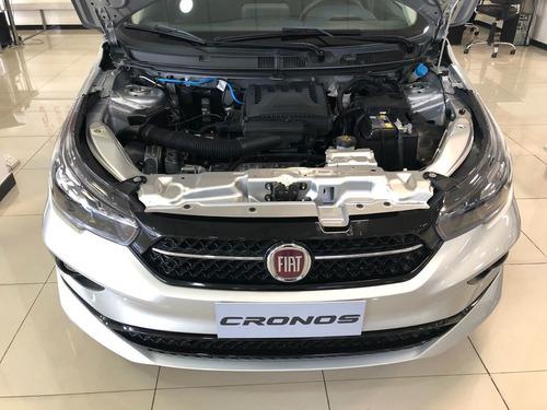 fiat cronos drive gris 2020 0 km