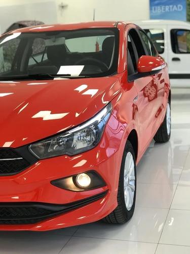 fiat cronos promo 200mil y cuotas tomo autos usados v
