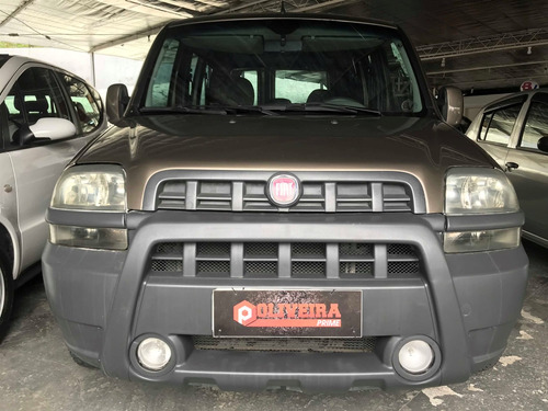 fiat doblò 1.8 mpi adventure locker 8v flex 4p manual