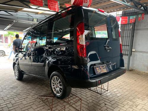 fiat doblò 1.8 mpi essence 16v flex 4p manual