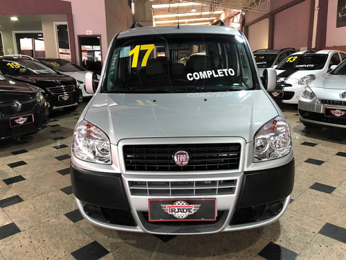 fiat doblò 1.8 mpi essence 7l 16v flex 4p manual 2016 2017
