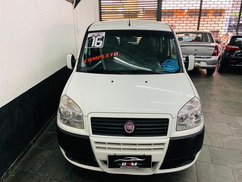 fiat doblò attractive 1.4 8v (flex) manual