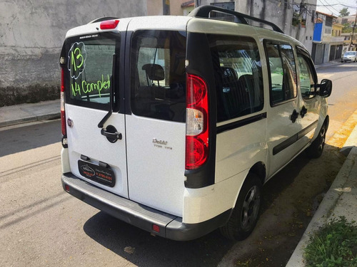 fiat doblo 1.4 attractive completo 2013 financiamento em 48x