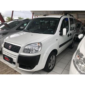 Fiat Doblo 1.8 16v Essence 7l Flex 5p