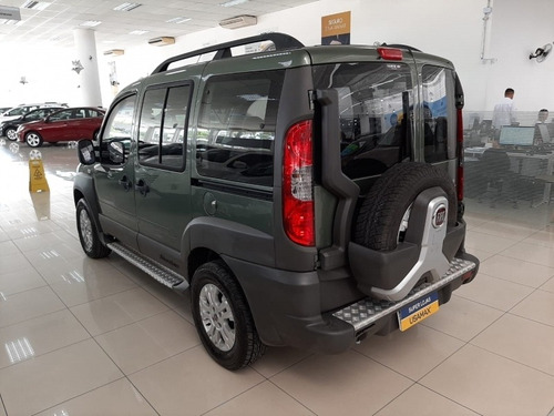 fiat doblo 1.8 mpi adventure 16v flex 4p manual 2011/2012