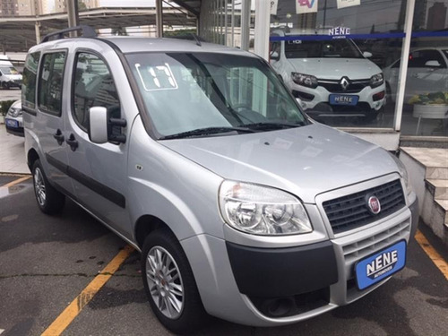 fiat doblo 1.8 mpi essence 7l 16v flex 4p manual 2017/2017