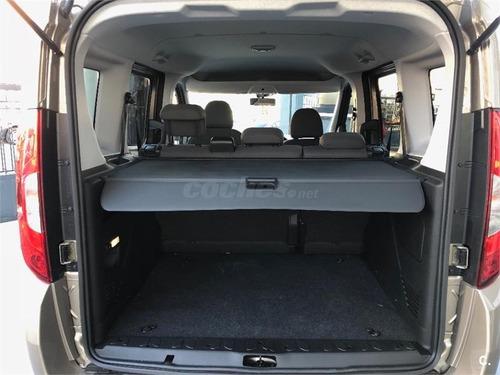 fiat doblo 2020 0km 7 o 5 asientos o furgon - gnc opcional *