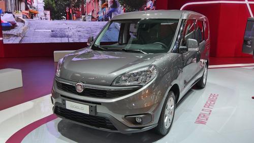 fiat doblo 2020 furgon 0km - $90.000 o tu usado y cuotas - l