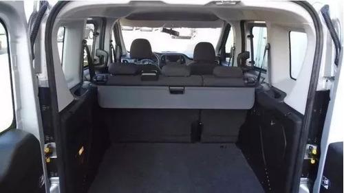 fiat doblo 7 asientos entrega con $148.600 tomo usados d-
