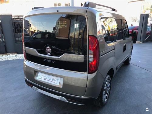fiat doblo 7 o 5 asientos o furgon 2020 0km - gnc opcional *