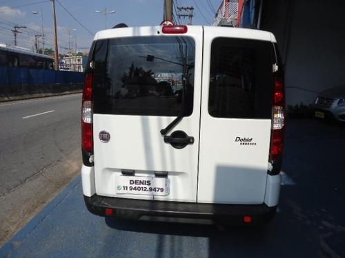 fiat doblo essence 1.8 16v flex 2012
