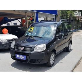 Fiat Doblò Essence 1.8 16v Flex, Parcelas De 999, Fqd2938