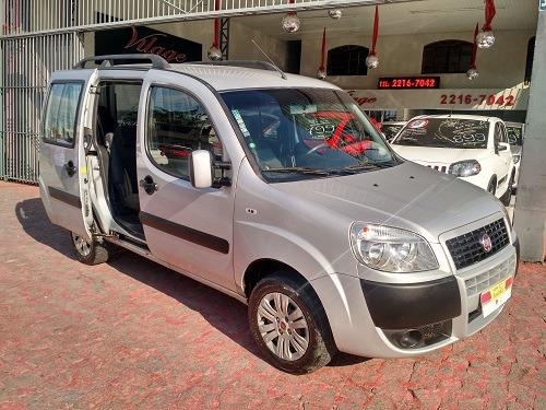 fiat doblo essence 1.8 7l 2014 zero de entrada vilage autom