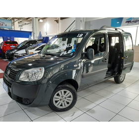 Fiat Doblo Essence 1.8 Flex 2014