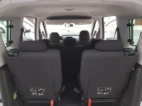 fiat doblo familiar 5 o 7 asientos 0km 2020 - tomo usado *