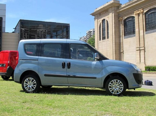 fiat doblo familiar 5 o 7 asientos o furgon 0km 2019 *