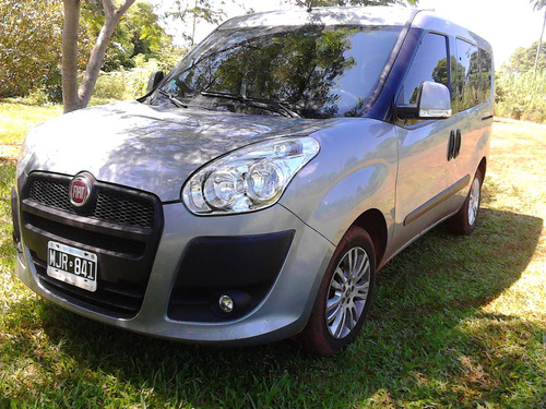 fíat doblo family active full gnc 7 asientos