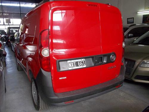 fiat doblo furgon gargo active 2014 g.n.c