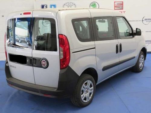 fiat doblo furgon/ vidriada - anticipo 95.000 o tu usado - l