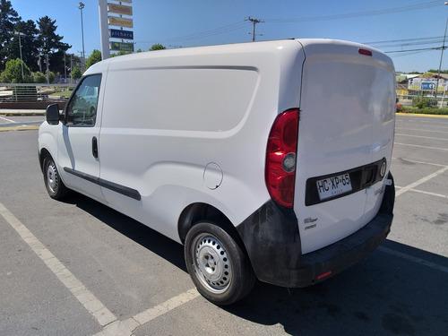 fiat doblo maxi 2015, diésel, único dueño, precio con iva