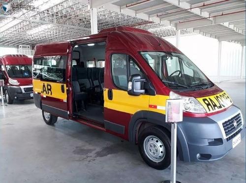 fiat ducato 0km combinato furgon ambulancia tomamos usados *