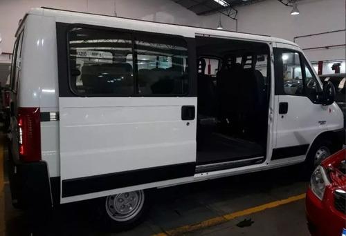 fiat ducato 0km combinato y furgon anticipo $ 170.000----
