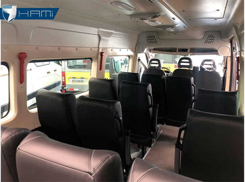 fiat ducato 0km minibus