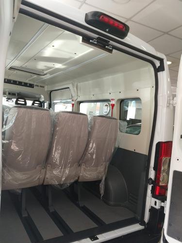 fiat ducato 15 + 1 mini buss stock toda version l
