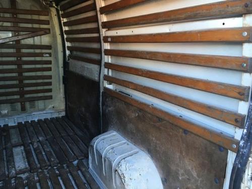 fiat ducato 15 - furgão - fernando caminhões